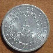 1977 - Djibouti - 1 FRANC, KM 20 - Djibouti