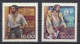 °°° PORTUGAL - Y&T N°1466/67 - 1980 MNH °°° - 1910-... República