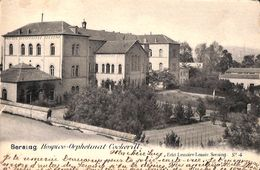 Seraing - Hospice-Orphelinat Cockerill (Edit. Lemaire Lenoir, 1902) - Seraing