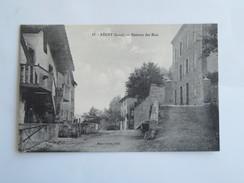 C.P.A. 42 REGNY (Loire) : HAMEAU Des Bois - France
