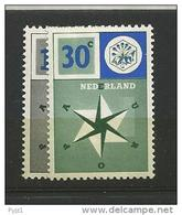 1957 MNH  Nederland, Niederlande, Netherlands, Pays-Bas,  Postfris - 1949-1980 (Juliana)
