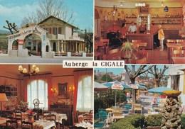 AUBERGE LA CIGALE/LA MOTTE D'AIGUES MULTIVUES (dil305) - Hotels & Restaurants