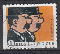 BELGIË - OBP - 2014 - Nr 4408 (B 146) - Gest//Obl/Us - Carnets 1953-....