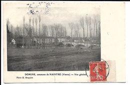 NAINTRE - DOMINE - Vue Générale - France