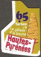 Le Gaulois – Département – 65 – Hautes Pyrénées - Publicitaires