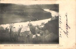 Abbaye De Flône - Vue D'ensemble (1905) - Amay