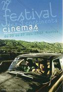 Nantes 29e Festival Des 3 Continents Cinéma Affiche - Nantes