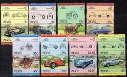 NEVIS Timbres Neufs ** De 1984 ( Ref 313 A ) Automobile - Timbres