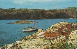 AK Murmansk Mourmansk Golfe De Kola Bay Bucht Fjord Barentssee A Seweromorsk Poljarny Sowjetunion Russland Russia UDSSR - Rusia