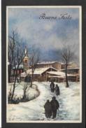 Buon Natale - Piccolo Formato - Viaggiata - Noël