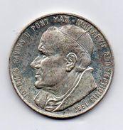 Italia - 1983 - Medaglia Papa Giovanni Paolo II° - Pont. Max - (MW189) - Altri