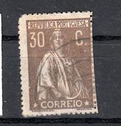 Portugal 1912 Mi Nr 237 ; Ceres - Oblitérés