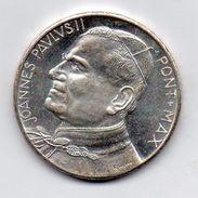 Italia - Medaglia Papa Giovanni Paolo II° - Pont. Max - (MW193) - Italia