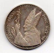 Italia - Medaglia Papa Giovanni Paolo II° - Pont. Max - (MW194) - Altri