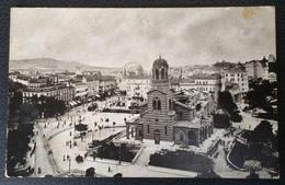 1925 SOFIA LA CATTEDRALE DOPO L'ATTENTATO / Atentat V Cărkvata Sveta Nedelja / Атент - Bulgaria