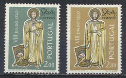 °°° PORTUGAL - Y&T N°912/13 - 1962 MNH °°° - 1910 - ... Repubblica