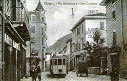 B 1387 - Tram Chiasso - Tramways