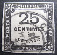 LOT R1510/133 - TIMBRE TAXE 1871 N°5 - CàD De CAEN (Calvados) - Cote : 65,00 € - Postage Due