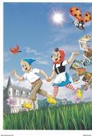 Carte Postale BERIK Festival BD Bourgoin-Jallieu 2014 (Sylvain Et Sylvette) - Cartes Postales