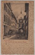 Alt Winterthur No. 11 - Der Spital Mit Dem Unteren Bogen - ZH Zürich