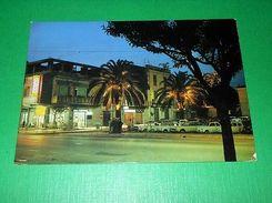 Cartolina Roseto Degli Abruzzi ( Teramo ) - Piazza Della Stazione 1978 Ca - Teramo