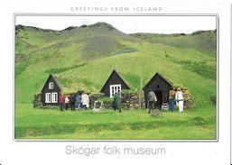SKOGAR FOLK MUSEUM - Islande