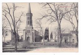 31 Labastidette N°1421 De Labouche Près Muret Place Et Eglise - Muret