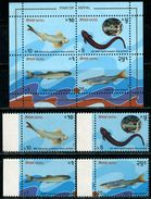 NEPAL 1993 Fish, Fishes, Fauna MNH - Nepal