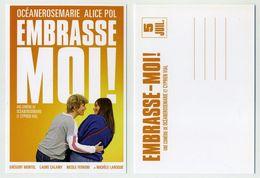 CP Publicitaire Neuve - Affiche Film Poster - Embrasse Moi - Kiss Me - Affiches Sur Carte