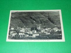 Cartolina Valdobbiadene - Panorama Dal Col Di Roer 1924 - Treviso