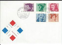 Olma St. Gallen 1969 - Storia Postale