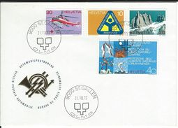 Olma St. Gallen 1972 - Storia Postale