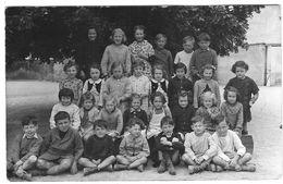 Photo Ancienne Des Enfants De L'école De Saint SYMPHORIEN En Mai 1944 - Identifizierten Personen