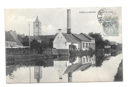 (15687-62) Vitry En Artois - Vue Sur Le Canal - Vitry En Artois