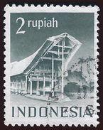 1949 - Temples And Buildings- Toraja House - Yt:NL-IN 362- - Indonesien