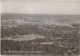 Y4414 Oslo - Utsikt Fra Tarnet I Holmenkollbakken / Non Viaggiata - Norvegia
