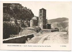 Y4415 Andorra - Canillo Esglesia Romanica De Sant Joan De Casellas / Non Viaggiata - Andorra