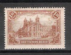 """Reich N° 114 Neuf **  Michel 114a Signalé """"a"""" Au Dos - Allemagne"""