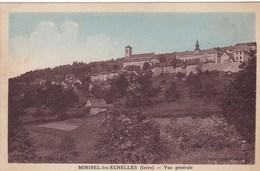 MIRIBEL LES ECHELLES VUE GENERALE  (dil306) - Autres Communes