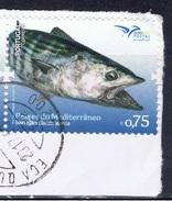 P+ Portugal 2016 Mi 4150 Fisch - 1910 - ... Repubblica