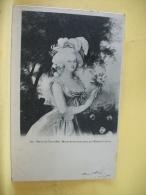 B9 2577 - CPA - MUSEE DE VERSAILLES - MARIE ANTOINETTE PEINT PAR MADAME LEBRUN - 1904 - Koninklijke Families