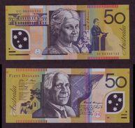 Australie, Australia, 50$ - Emisiones Gubernamentales Decimales 1966-...