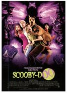 (876) Advertising Postcard For Scooby-Doo - Publicité