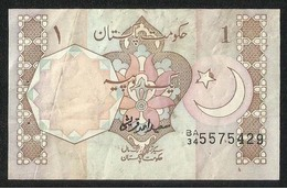 Pakistan BANKNOTE 1 Rupees - Pakistan