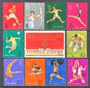PRC   863-73    (o)   SPORTS  NATIONAL  GAMES - 1949 - ... People's Republic