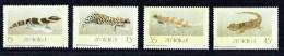 1989  Geckos Série Complète ** -   MNH - Zimbabwe (1980-...)
