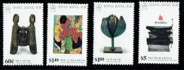 1989  Modern Art  Complete Set - UM - Hong Kong (...-1997)