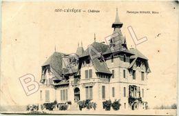 Issy-l'Évêque (71) - Château - Other Municipalities