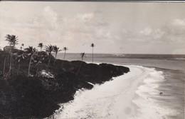 BARBADOS---RARE--TRINIDAD  ?--carte-photo-----voir 2 Scans - Barbades