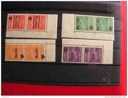 == Brasilien , Condor Marken 1930 C12-C15 ** MNH  Michel € 80,00 - Brasilien